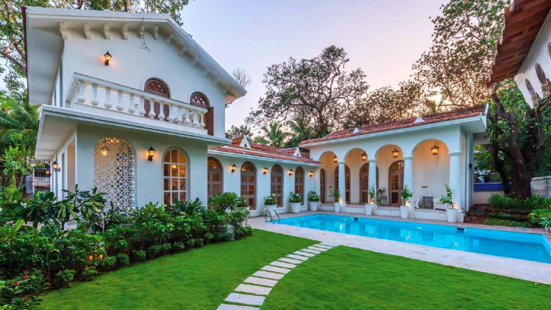 Villa Evora | Luxuryproperties.in