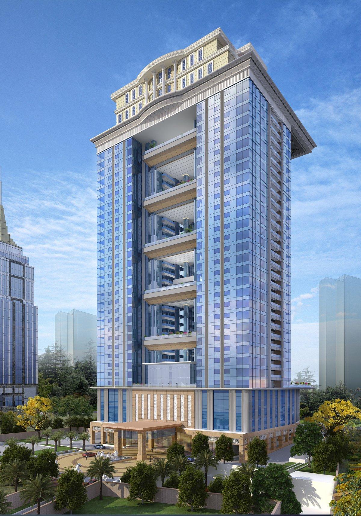 Kingfisher Tower- Bangalore