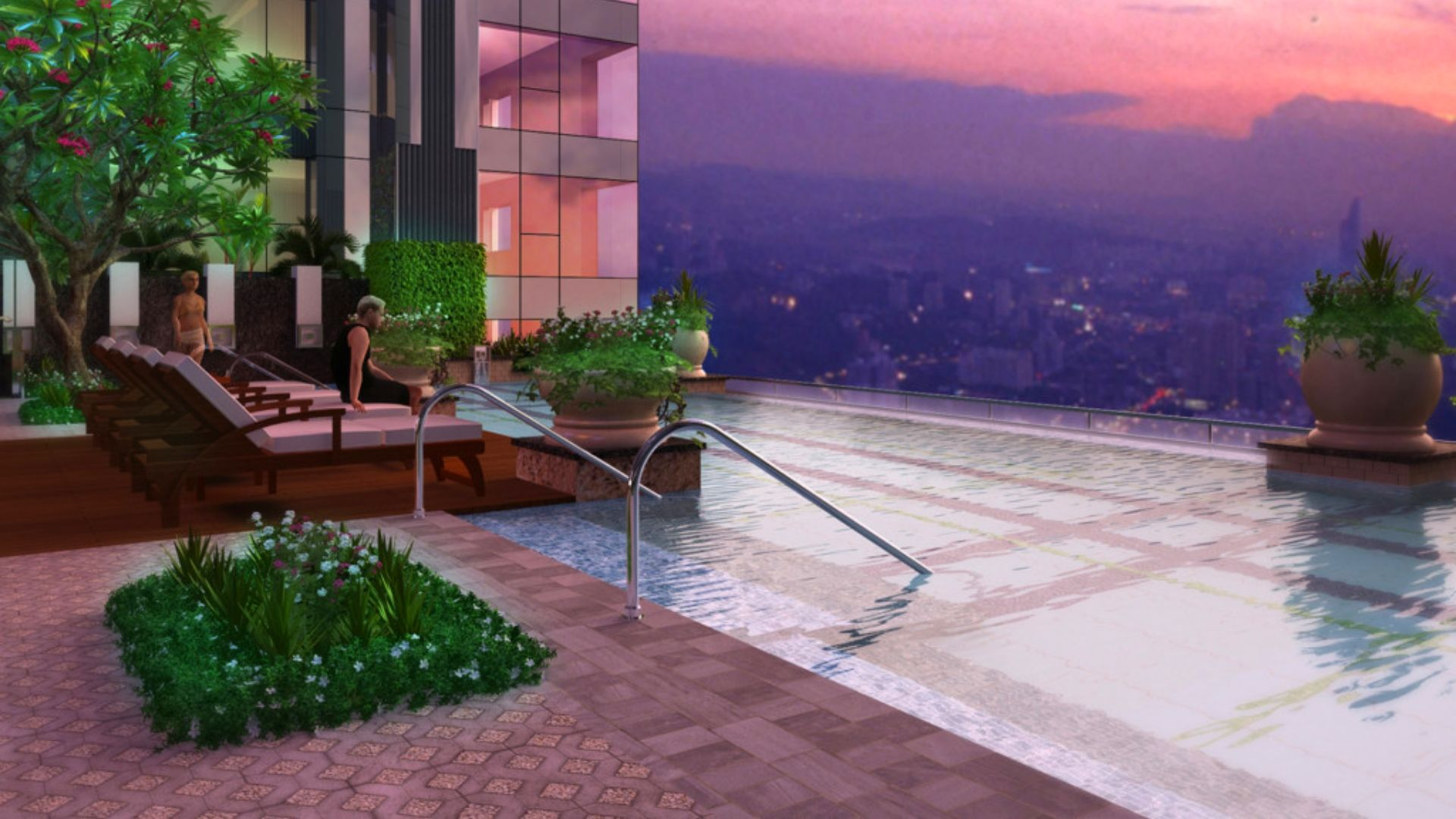 Prestige Kingfisher Towers luxury apartments | Luxuryproperties.in