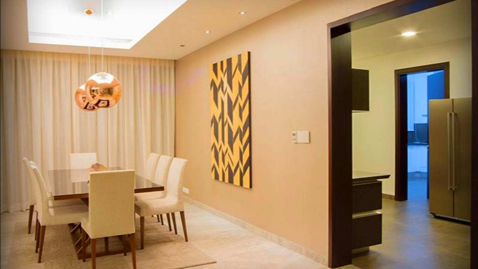 Prestige Golfshire Villas Dining   luxuryproperties.in