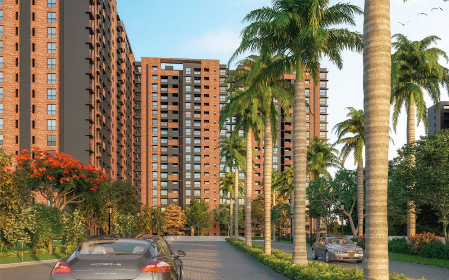 Sobha HRC Pristine Apartments | Luxuryproperties.in