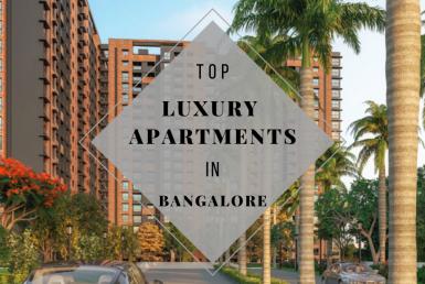 Top luxury apartments in Bangalore