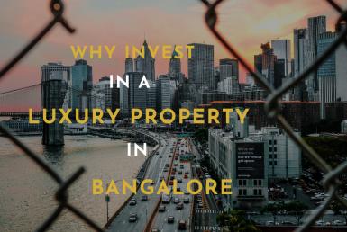 luxury properties in Bangalore | luxuryproperties.in