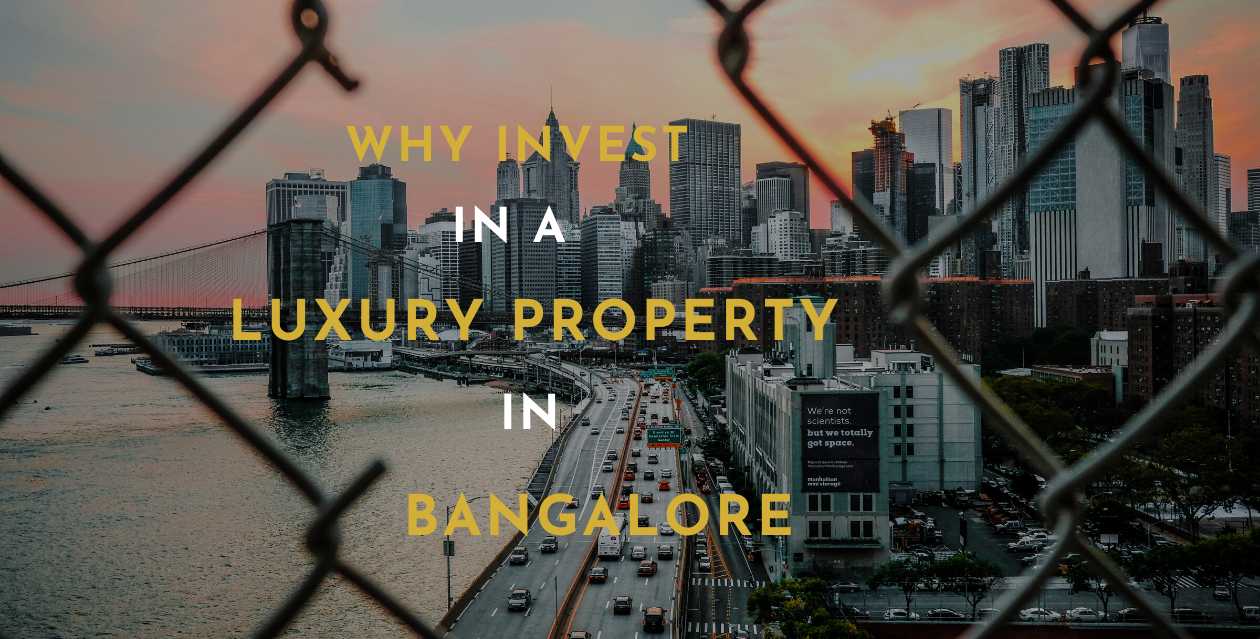 luxury properties in Bangalore | luxuryproperties.in