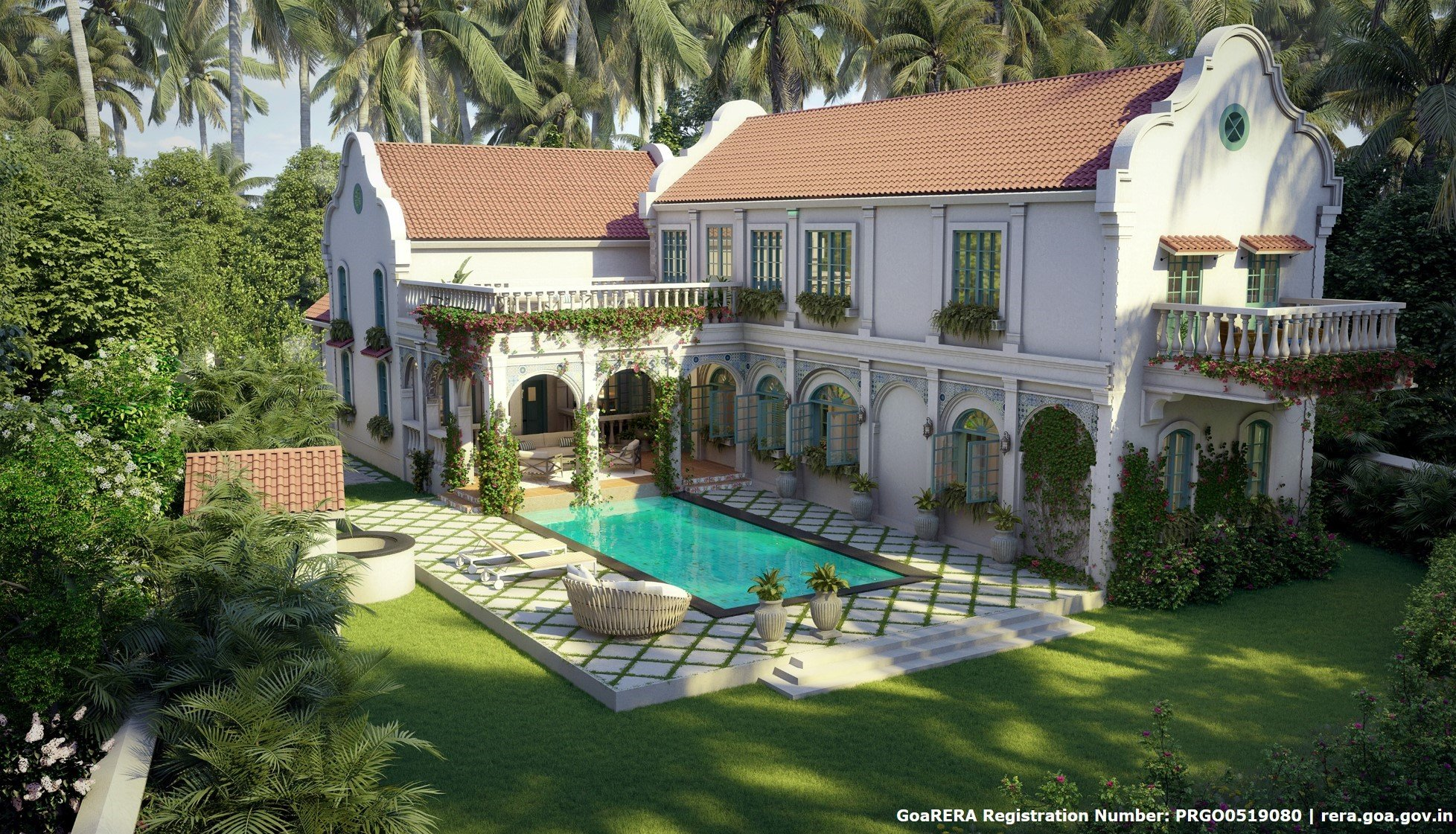 Villa Brisa in Goa| Luxuryproperties.in