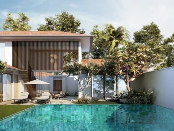 Rumah hutan luxury villa in Goa